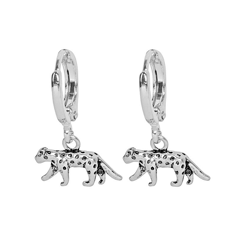 Wild Tiger Earrings