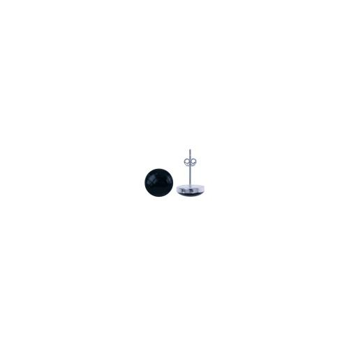 LAVI Onyx Ear Studs 3mm