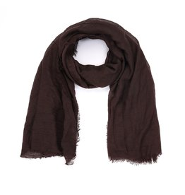 Shawl Coffee Brown