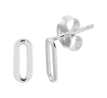 Ear studs link form