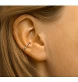 Ear cuff Twisted