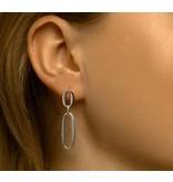 Chain Earrings 925 Silver