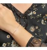 LAVI Silver Bar Bracelet