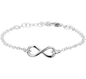 LAVI Infinity Bracelet Silver