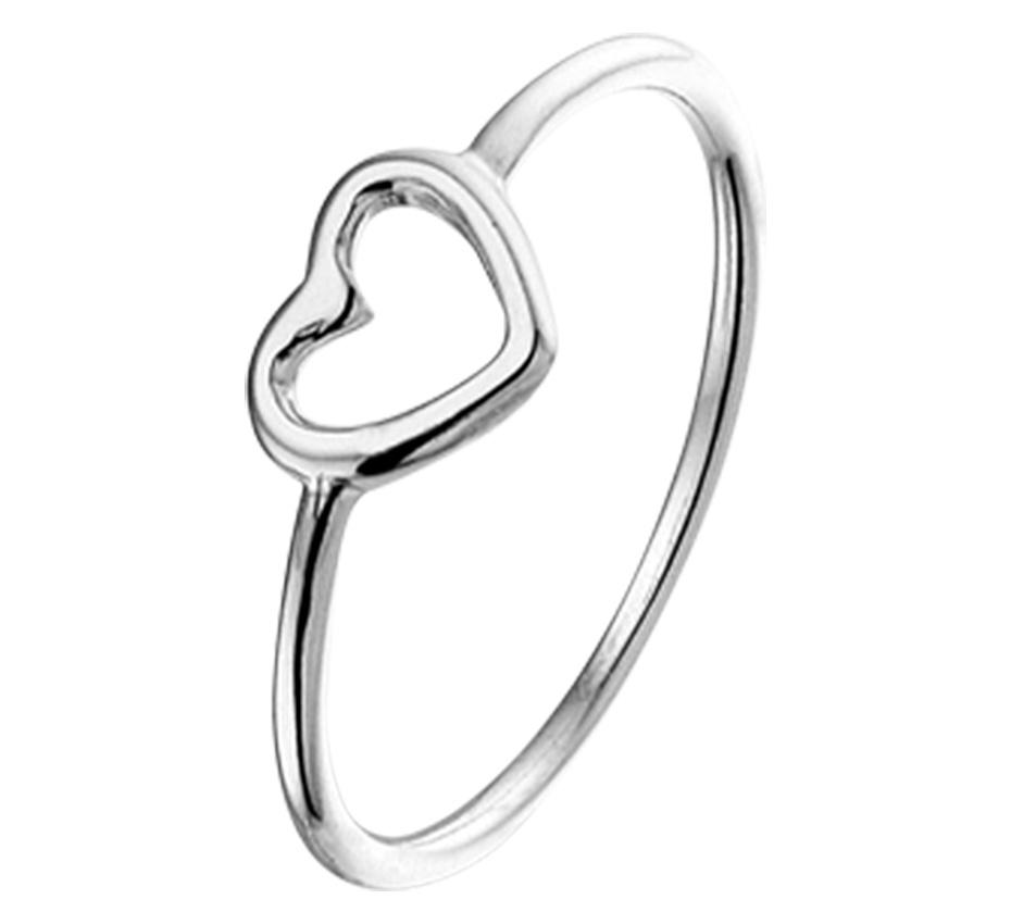 LAVI Heart Ring - Silver
