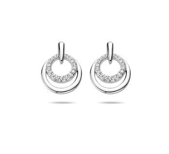 Zirconia Ear Studs 925 Silver
