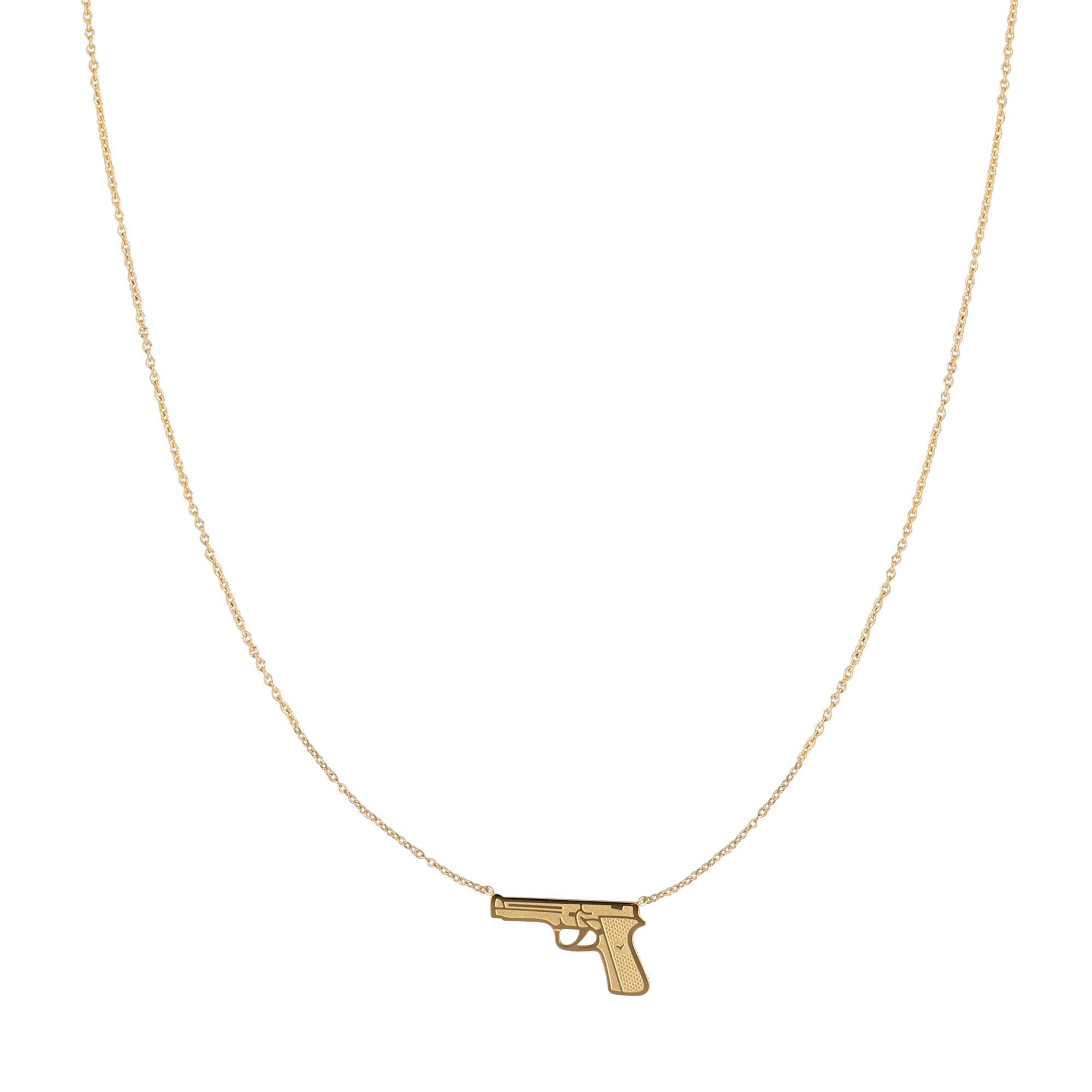 Necklace Gun