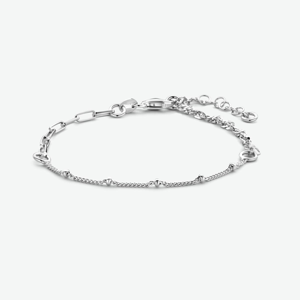 Armband Schakels - Echt Zilver