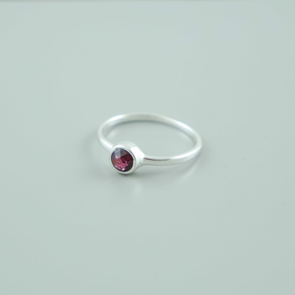 Granaat Ring