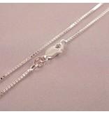LAVI 60cm Zilveren Ketting