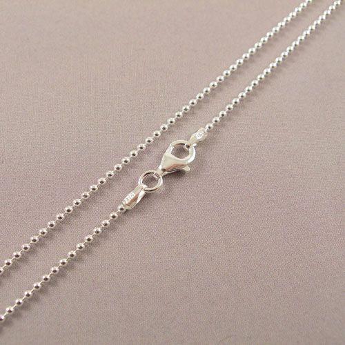 LAVI 70cm Ball chain Silver