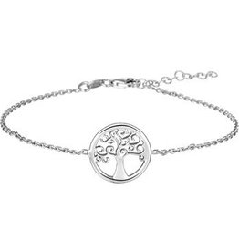 LAVI Silver Tree of Life Bracelet