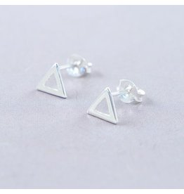 LAVI Triangle Ear Studs