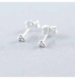 LAVI 3 dots Ear Studs