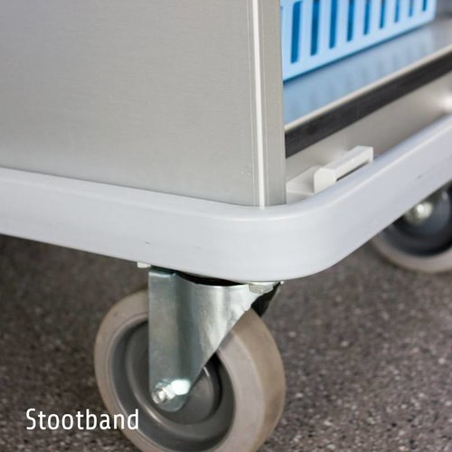 Modulaire aluminium kastwagen VM-N204ISO1B