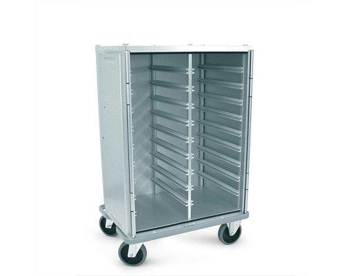 Modulaire aluminium kastwagens