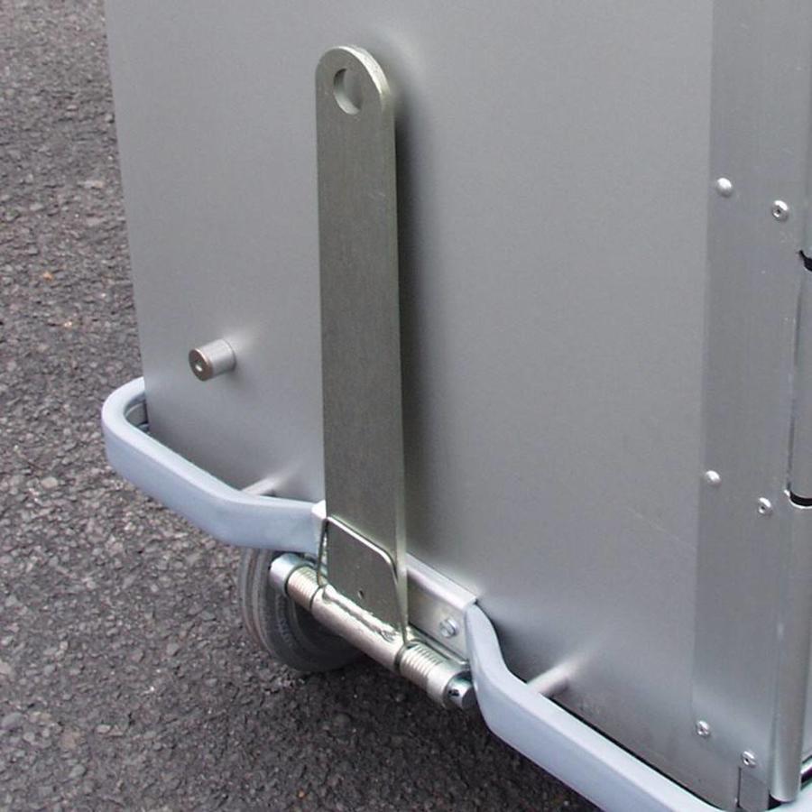 Modulaire aluminium kastwagen VM-N204ISO2