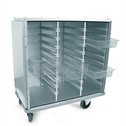 Modulaire aluminium kastwagen VM-N204ISO3B
