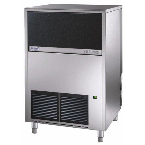 Brema GB 1555 HC scherfijsmachine met bunker