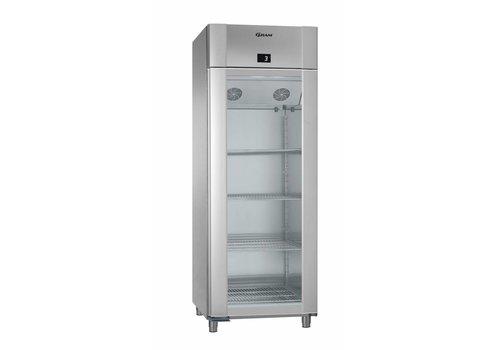 Gram ECO TWIN KG 82 L2 4N - Inhoud 614 liter - glazen deur