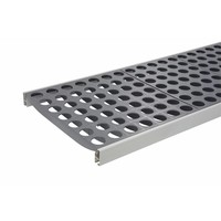 6611 rekstelling open kunststof legvlakken (900 mm)