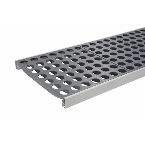 Fermostock 6611 rekstelling open kunststof legvlakken (1200mm)