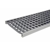 6611 rekstelling met open kunststoffen legvlakken (660mm)