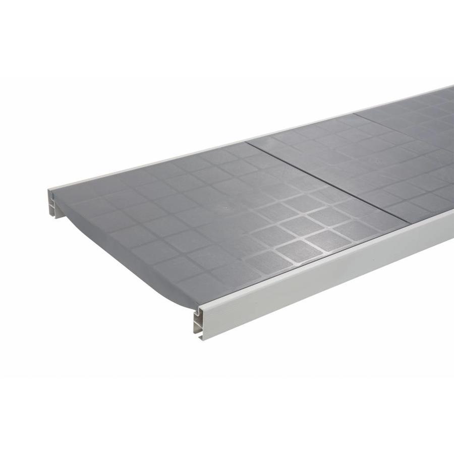 8811 rekstelling  met gesloten kunststoffen legvlakken (1500mm)