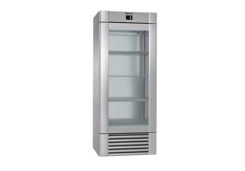 Gram ECO MIDI KG 82 4S - koelkast - glasdeur - inhoud: 603L