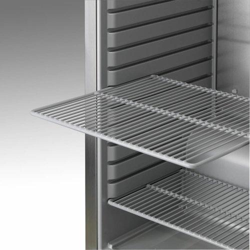 Gram Compact KG 410 4N - koelkast kastmodel - inhoud 346 liter - glasdeur
