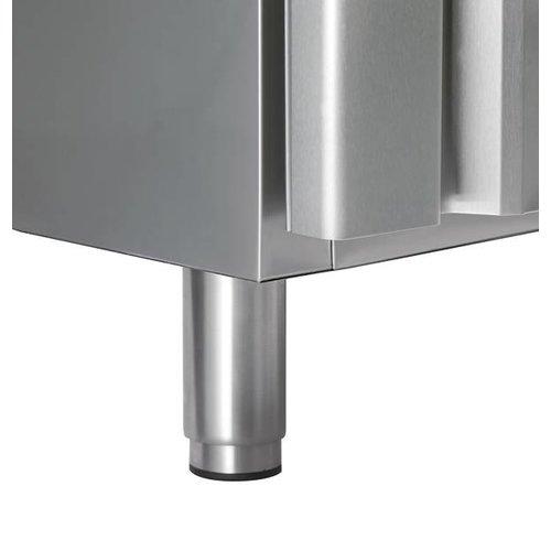 Gram PLUS K 1270 RSG 8N - Koelkast, dubbeldeurs model - inhoud: 1270 liter