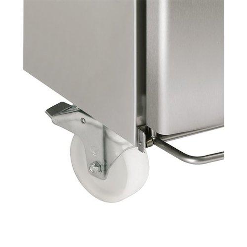 Gram PLUS F 1400 RSG 10N - vrieskast, dubbeldeurs model - inhoud: 1400 liter