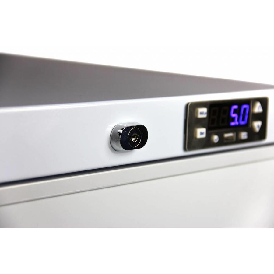 MF140L-CD medicatiekoelkast met laden  incl.  DIN58345