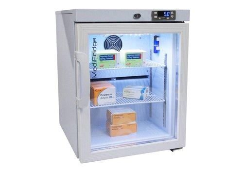 Medifridge MF30L-GD medicijnkoelkast met Glasdeur DIN58345