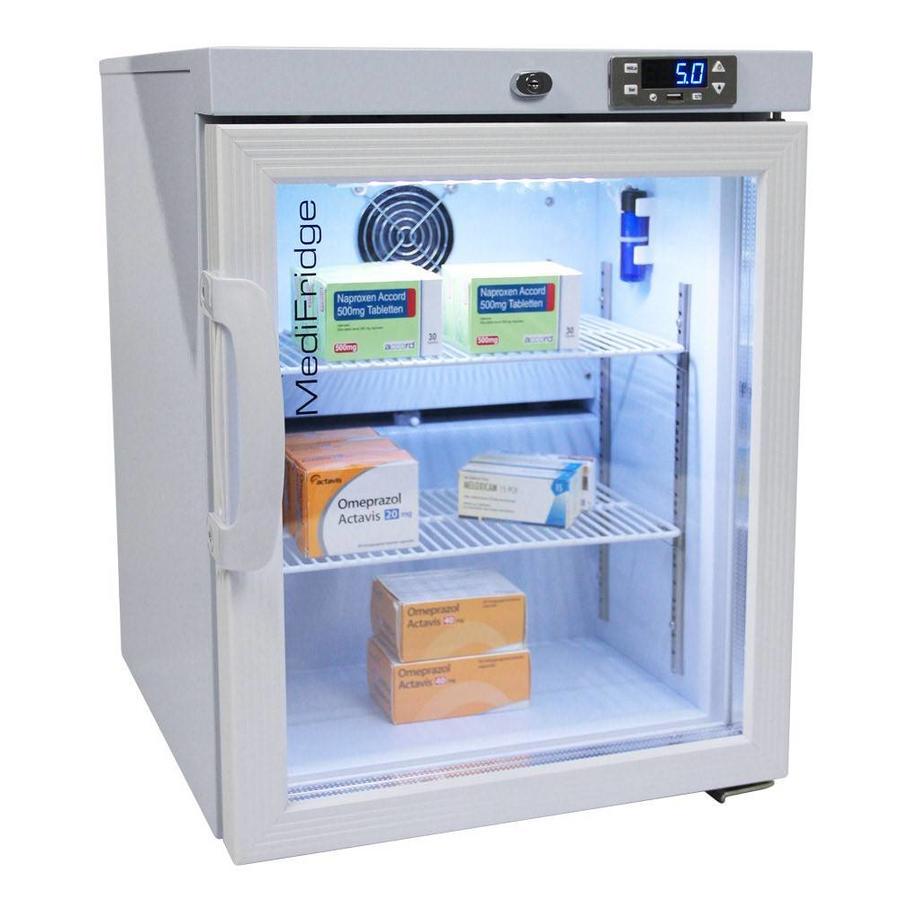 MF30L-GD Glasdeur met DIN 58345 klein-model