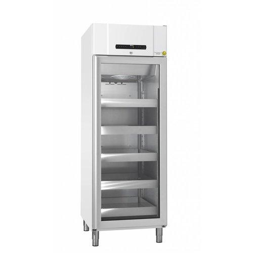 Gram BioCompact II RR610 Glasdeur   medicijn/laboratorium koelkast