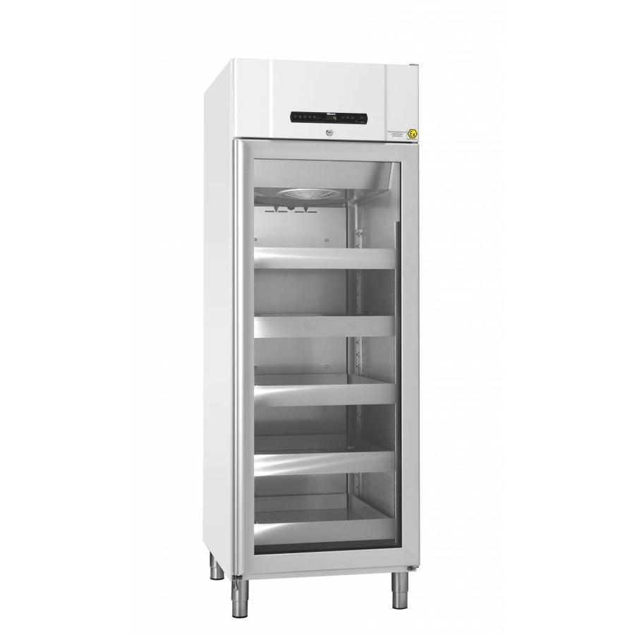 BioCompact II RR610 Glasdeur | medicijn/laboratorium koelkast