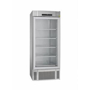 Gram Bioline BioMidi RR625 glasdeur koelkast