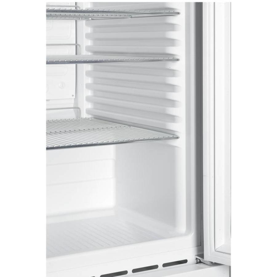FKUv 1613 professionele koelkast met glasdeur