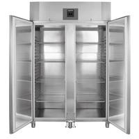 GKPv 1490 dubbeldeur professionele koelkast