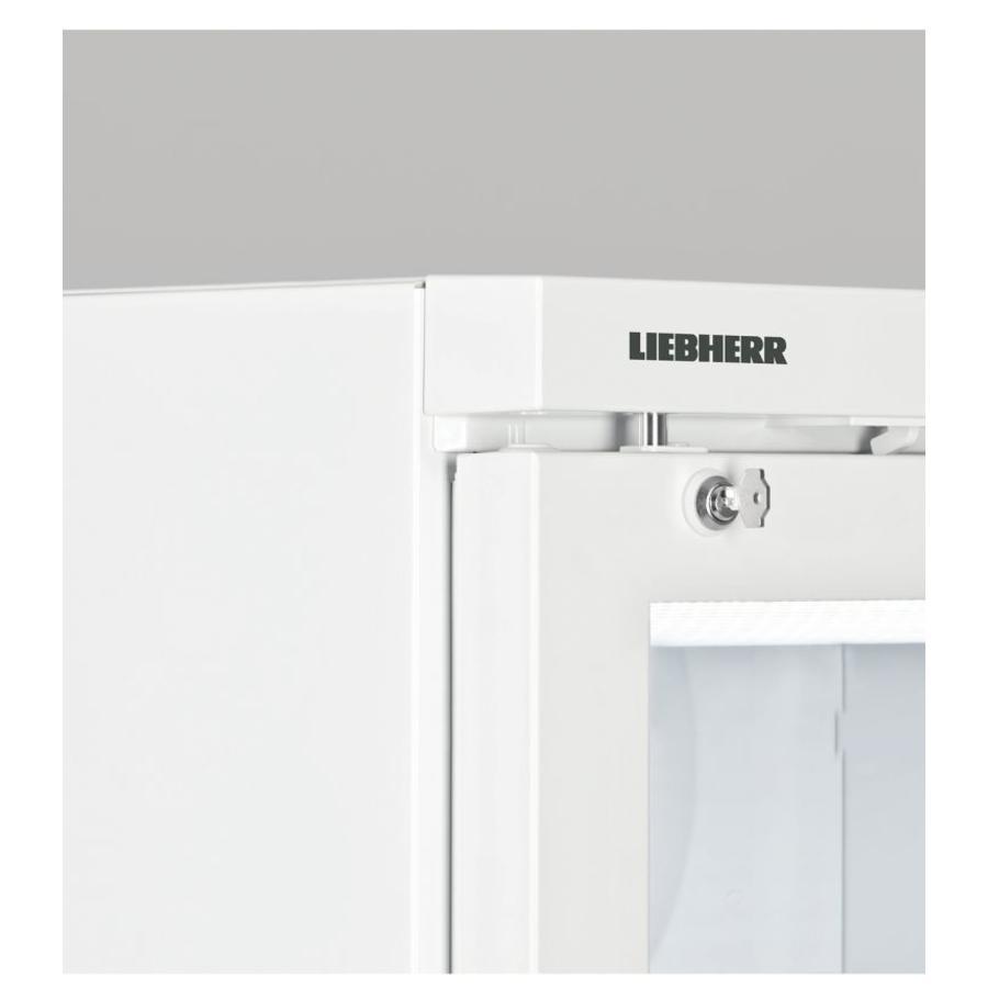 FKV 5443 professionele koelkast met glasdeur, inhoud 572 liter
