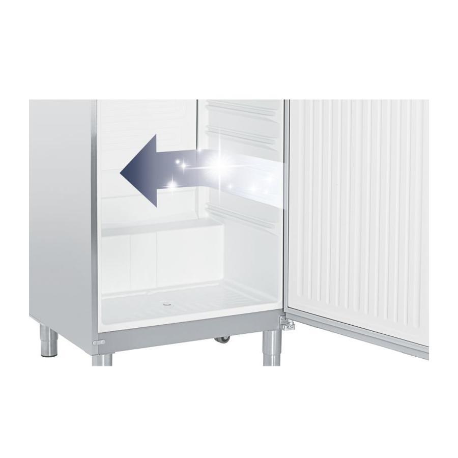 GKv 6460 RvS professionele koelkast