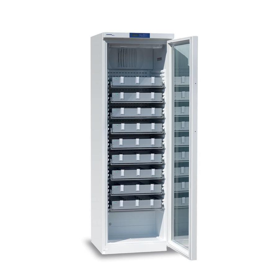 MKv 3913 Medicijnkoelkast met glasdeur en DIN58345