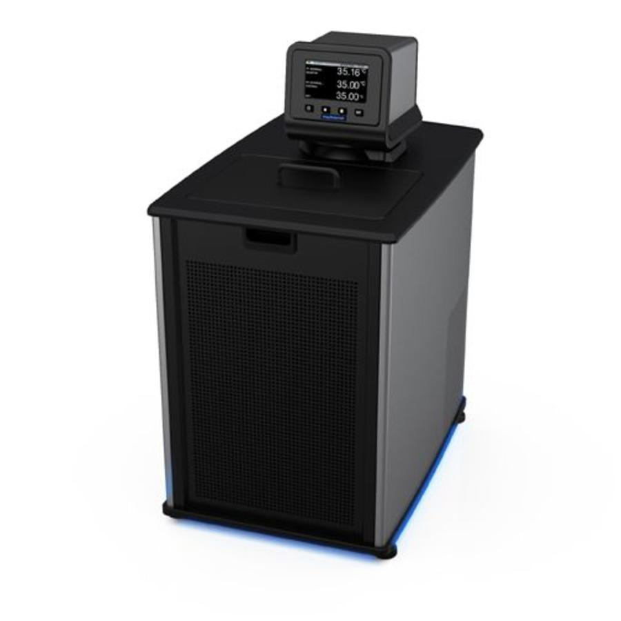 AP15R-30-A12E Laboratorium waterbad met koeling, verwarming, circulatie en zeer uitgebreide programma functies