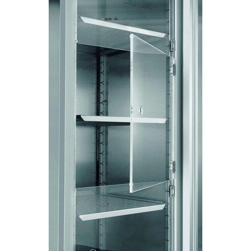 Gram Bioline BioPlus ER600D glasdeur laboratorium / medicatiekoelkast