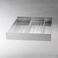 BioPlus ER1400 gesloten dubbeldeur laboratorium koelkast