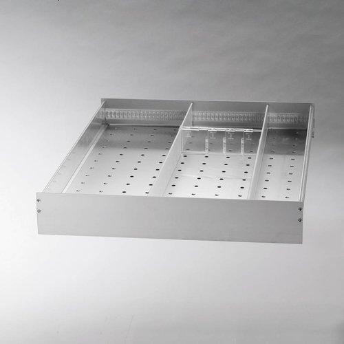 Gram Bioline BioPlus ER1400 gesloten dubbeldeur laboratorium koelkast