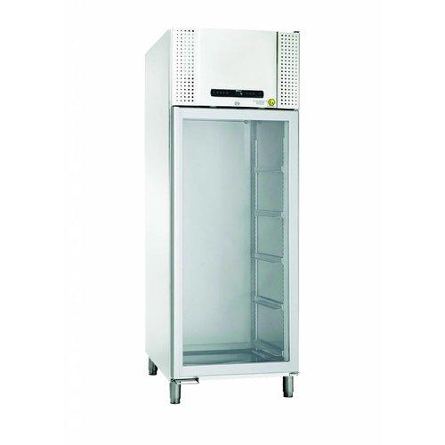 Gram Bioline BioPlus ER930 Glasdeur laboratorium koelkast
