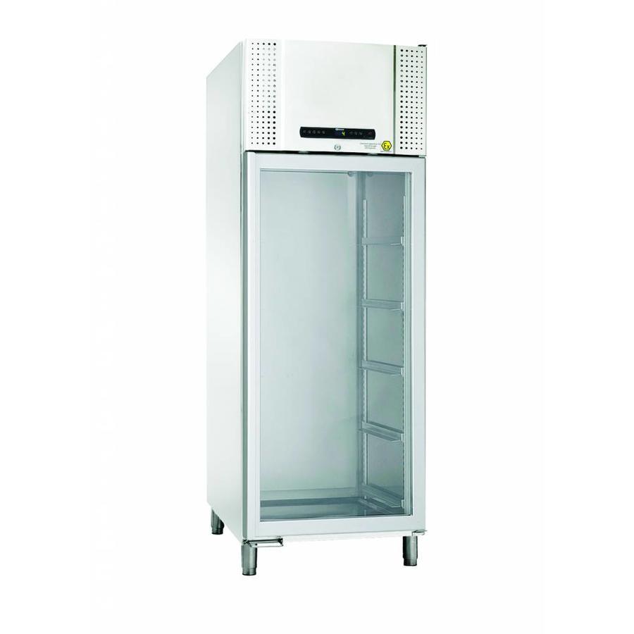 BioPlus ER930 Glasdeur laboratorium koelkast