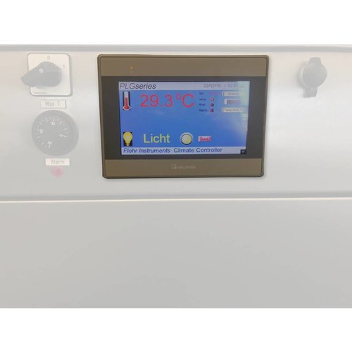FLOHR MKL200 laboratorium klimaatkast zonder koeling